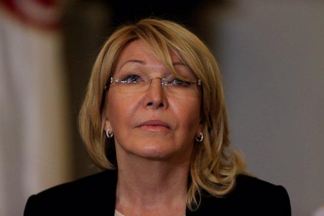La exfiscal general Luisa Ortega Díaz