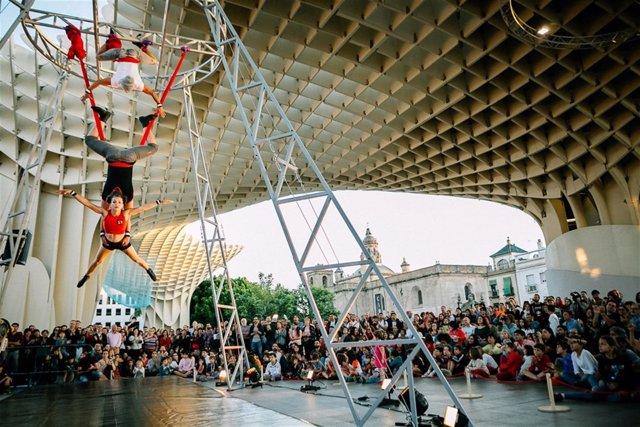 Festival de Circo de Andújar 2017