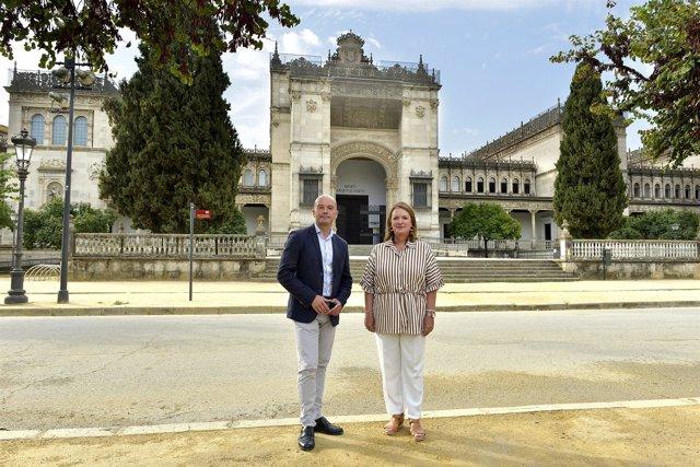 [Sevilla] Foto Y Pie De Foto De Cultura: Toma De Posesión De La Directora Del Mu