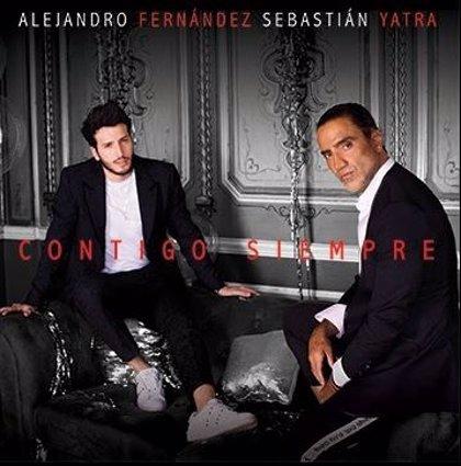 Alejandro Fernández y Sebastián Yatra unen sus voces