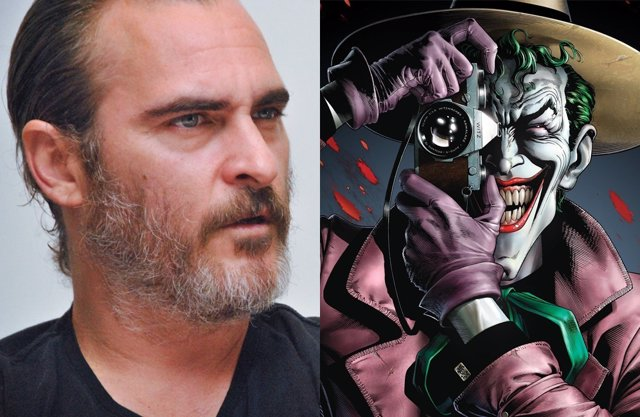 Joaquin Phoenix y el Joker