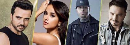 Top 10 de las canciones más escuchadas en Iberoamérica