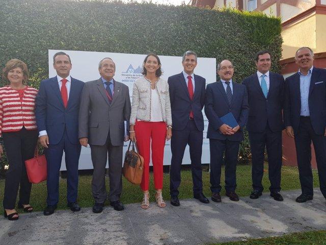 Reyes Maroto inaugura el 32 Encuentro de Ametic