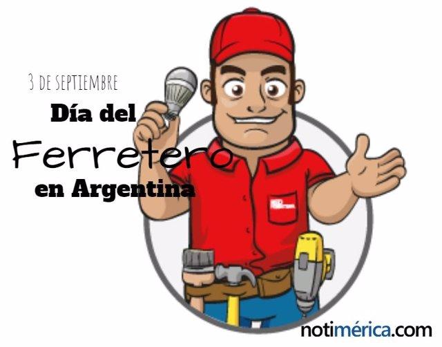 DÍA DEL FERRETERO