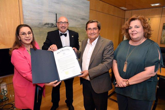 Proclamación del Día de Lorca