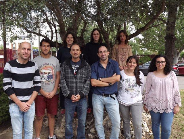 Unidad de Biotecnología Celular del Instituto de Salud Carlos III