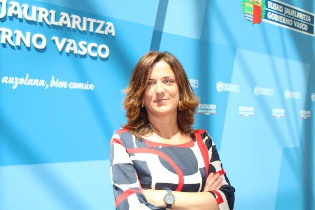 Beatriz Artolazabal, CONSEJERA VASCA DE EMPLEO