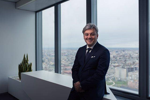 ARCHIVO / El presidente de Seat, Luca de Meo