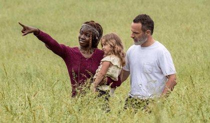 Esta foto de la 9ª temporada de The Walking Dead augura un conmovedor final para Rick