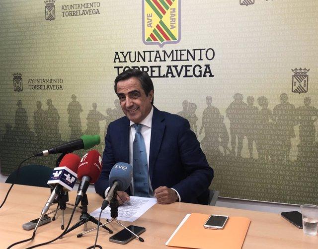 Ildefonso Calderón PP Torrelavega