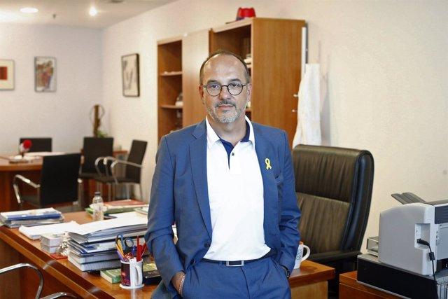 Entrevista al portacoz del PDeCAT en el Congreso, Carles Campuzano