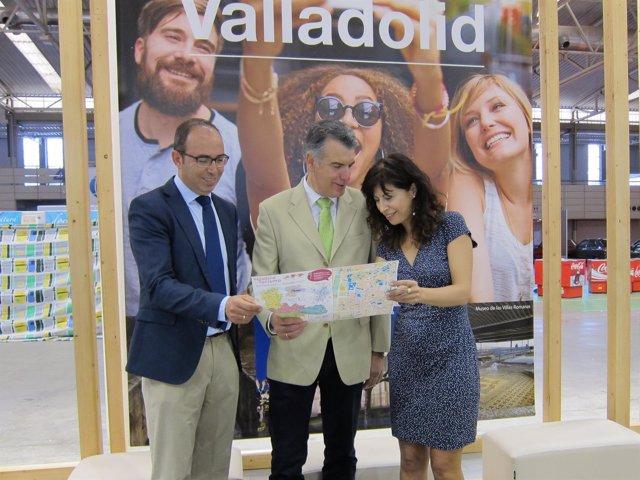 Stand Diputación y Ayuntamiento de Valladolid 4-9-2018
