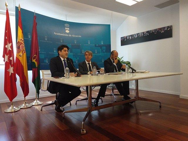 Consejo de Gobierno en Alcorcón