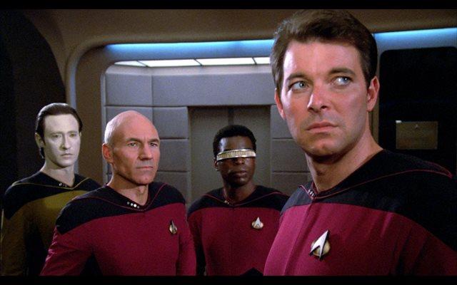 Patrick Stewart y el resto del reparto de Star Trek: La nueva generación se reúne 24 años después