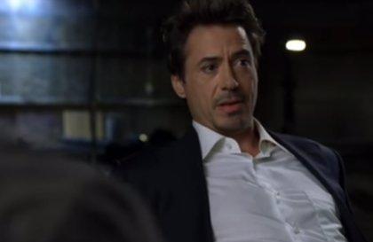La oscura (e inaguantable) prueba de Robert Downey Jr. como Iron Man