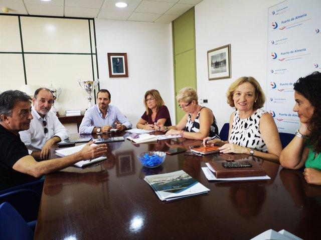 La Autoridad Portuaria de Almería plantea un proyecto de pesca