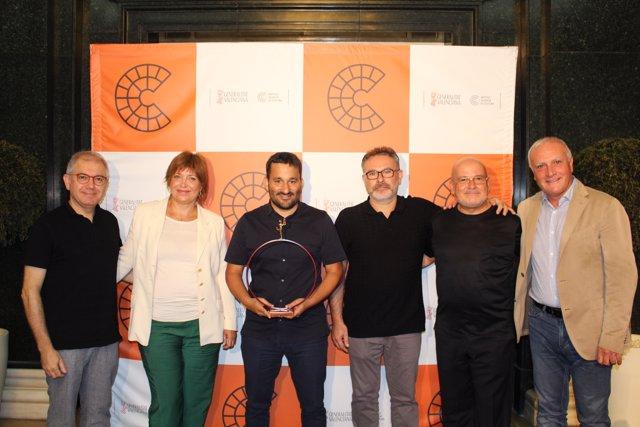 Presentación de los Premios de Artes Escénicas