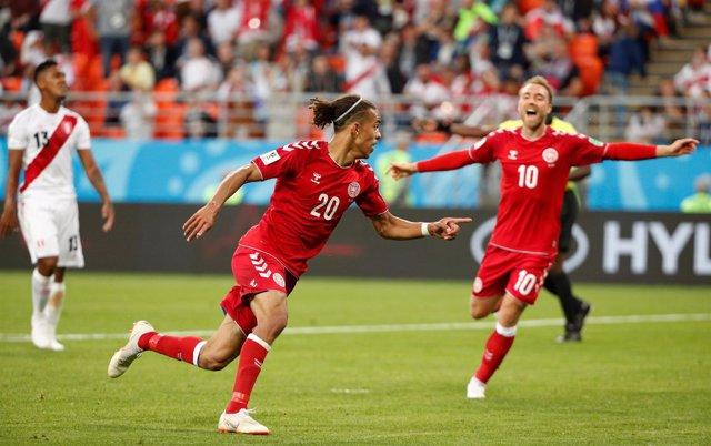 Perú - Dinamarca