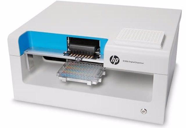 Dispensadoras digitales HP D300e