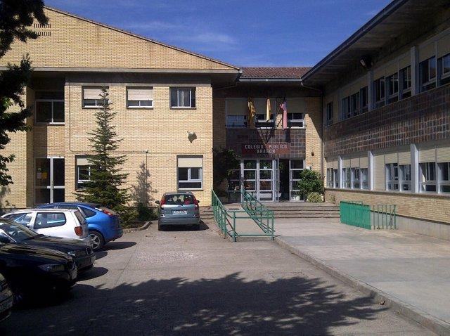 Colegio Aragón De Monzón (Huesca)