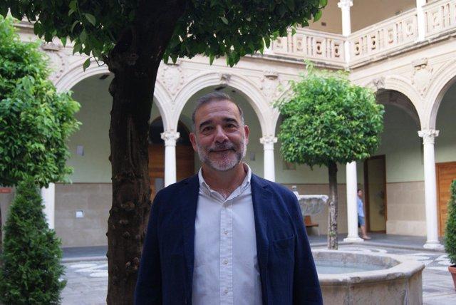 Miguel Díaz y García-Conlledo en los Cursos de Verano 2018 de la UNIA.