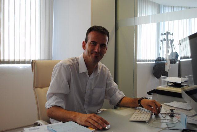 El presidente de Pimem, Jordi Mora