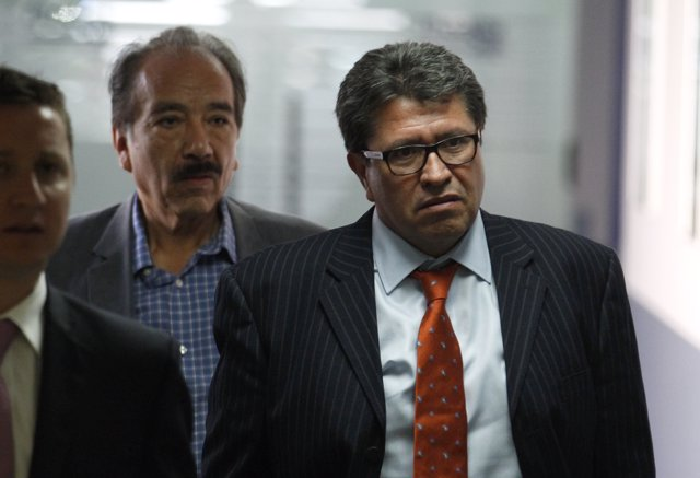 Ricardo Monreal, presidente de la Junta de Coordinación Política