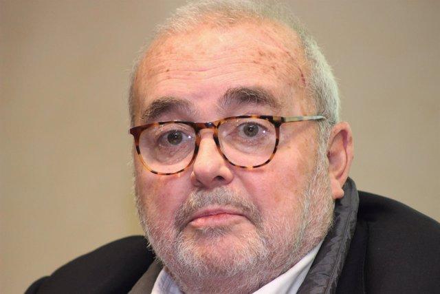 Javier Gómez Navarro (Ex Sec. Estado para el Deporte y ex Ministro de Comercio)