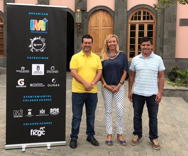 Arucas se une a La Cicloturista Gran Canaria Bike Week