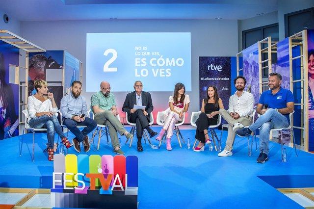 La 2 en el FesTVal de Vitoria