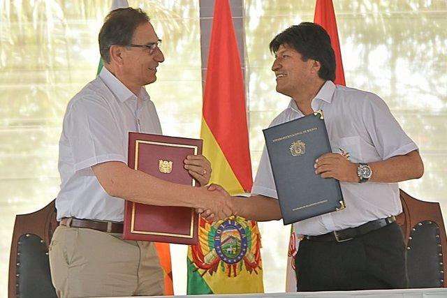 Vizcarra y Morales