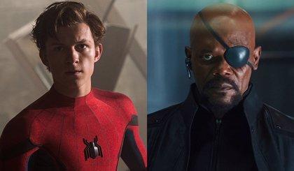 Samuel L. Jackson ya rueda Spider-Man: Lejos de casa: ¿Es Nick Fury el nuevo mentor de Peter Parker?