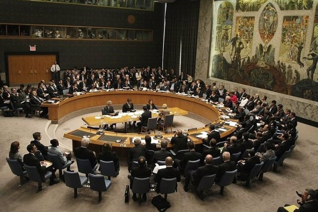 EEUU convoca reunión en el Consejo de Seguridad de la ONU