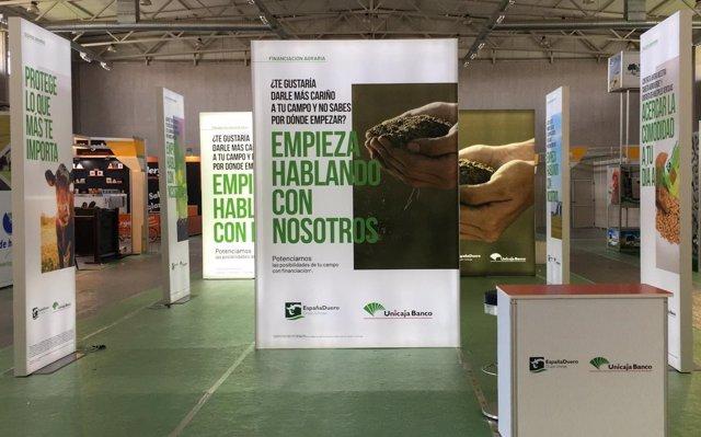 Expositor de EspañaDuero en Salamaq2018 5-9-2018