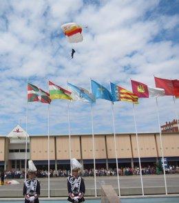 Acto De Inauguración De La 77 Edición De La Feria De Muestras De Valladolid