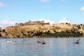 Foto: Unos 200 participantes recorrerán en kayak los 12 kilómetros del VII descenso de Alqueva