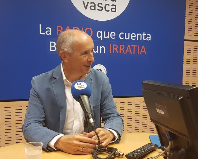 Josu Erkoreka en Onda Vasca