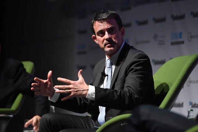 [Gruposociedad] Fwd: Np Manuel Valls, Ex Primer Ministro De Francia, Dará Clases