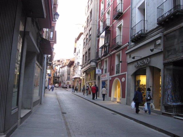 Rúa de Dato, Calatayud (Zaragoza)