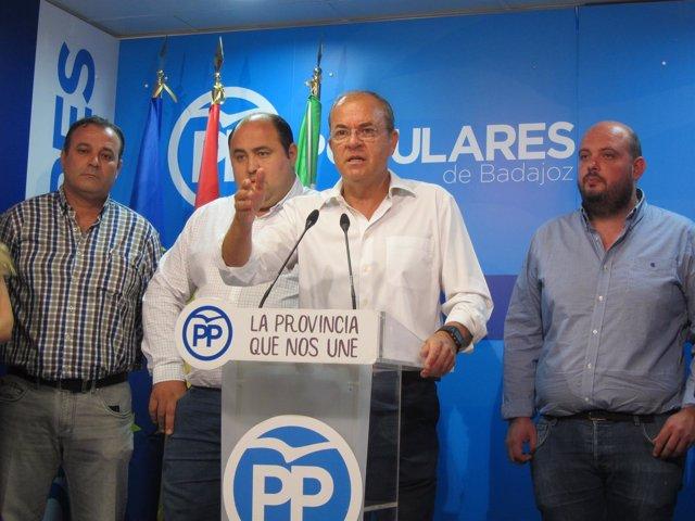 [Grupoextremadura] Monago En Badajoz
