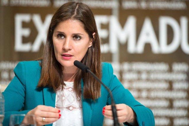 Isabel Gil Rosiña, en una imagen de archivo.