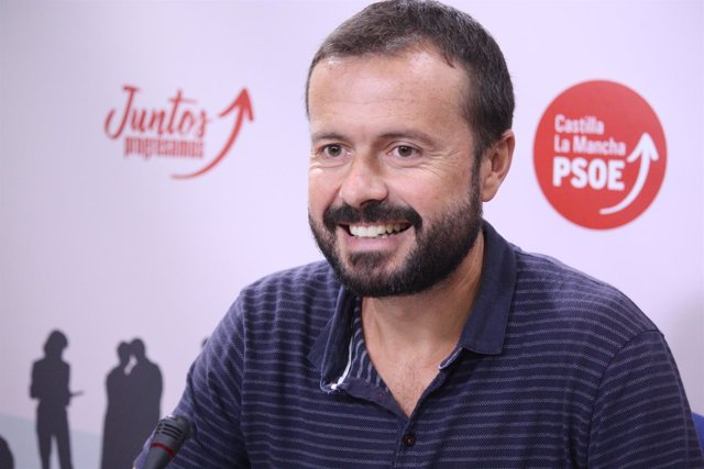 El diputado del PSOE en las Cortes de C-LM José Luis Escudero