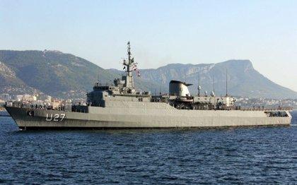 El buque escuela de la Marina de Brasil hace escala en Valencia (España) durante viaje por el mundo