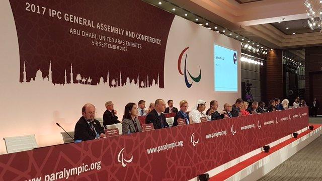 Asamblea General del Comité Paralímpico Internacional
