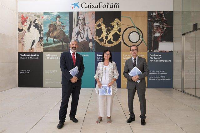El CaixaForum de Barcelona tendrá a Velázquez y Toulouse-Lautrec