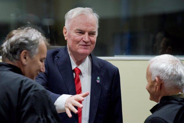 Ratko Mladic ante el TPIY