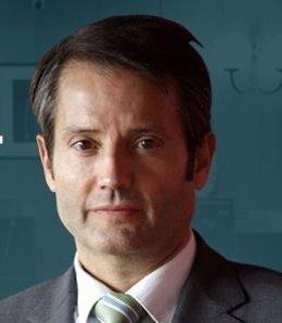 El presidente de IHE, José Luis Groba