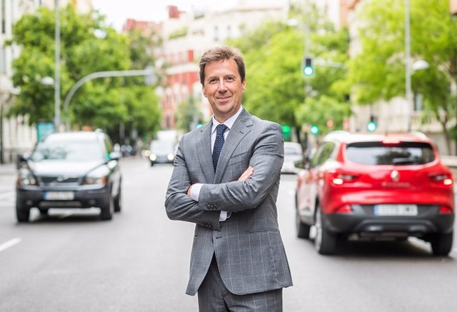 Erik Devesa, CEO de Centauro Rent a Car