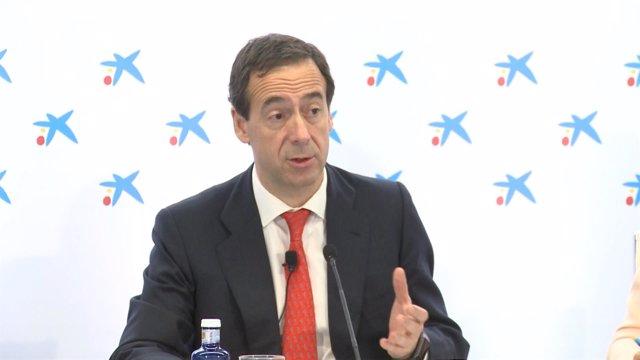 Gonzalo Gortázar valora el resultado del primer trimestre de 2018