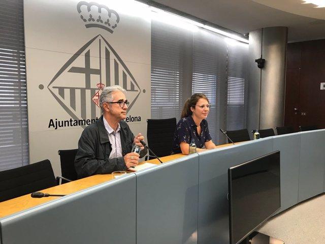 Josep Maria Montaner y Janet Sanz